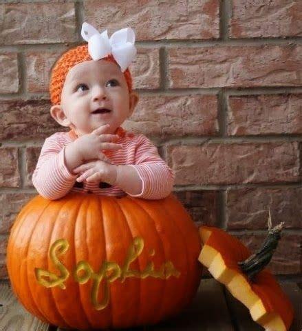 Baby Pumpkin Ideas