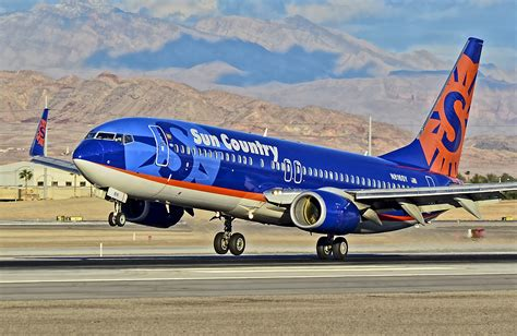 Sun Country Airlines | Airlines | Pinterest