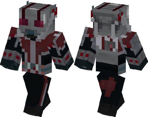 ant man skin minecraft skin minecraft hub