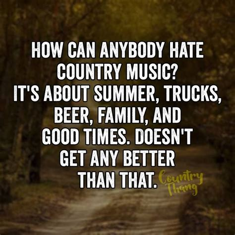 country songs about summer how can anybody hate country music it s about summer trucks beer family and good times