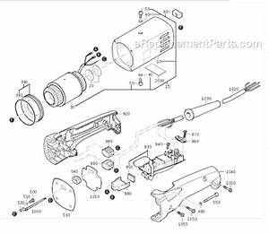 Fein Msf 843-1c Parts List And Diagram