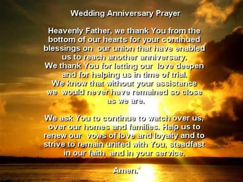anniversary blessing catholic prayers catholic prayers saint prayers wedding prayers
