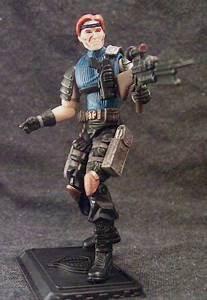 Stronox Custom Figures  Gi Joe Zandar
