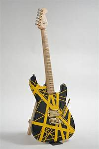 Guitars Used By Clapton  Elvis And Van Halen To Be