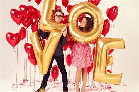 McFly's Tom Fletcher and wife Giovanna talk married life ...