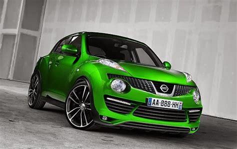 Modifikasi Nissan Juke by Modifikasi Mobil Nissan Juke Bergaya Retro