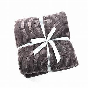 High Quality Fleece Throw Mink Blanket 100% Polyester ...