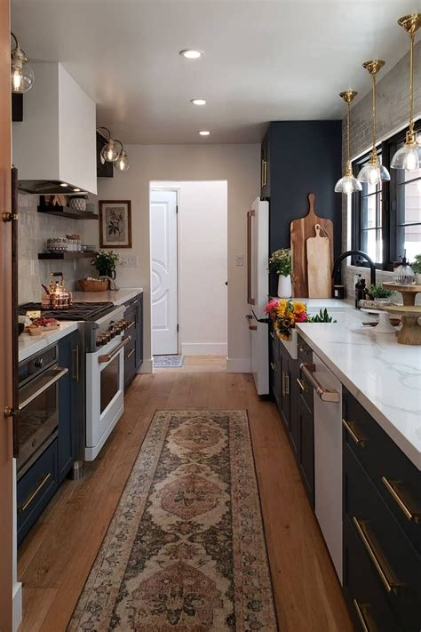 galley kitchen designs ideas  rooms