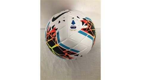 Pallone Match-Ball Juventus-Lazio 2020 - Autografato da ...