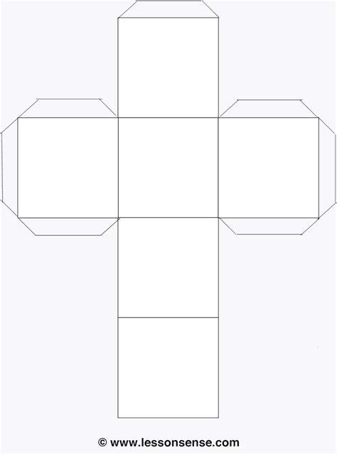 cube template 5 best images of 3d box cut out printable 3d rectangular prism cut out 3d ornament