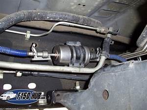 Ford Fuel Filter Removal Tool