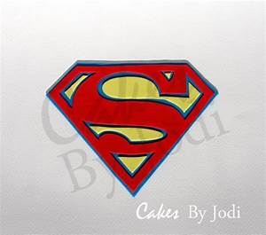 104 best images about superman logo39s on pinterest man With superman cake template