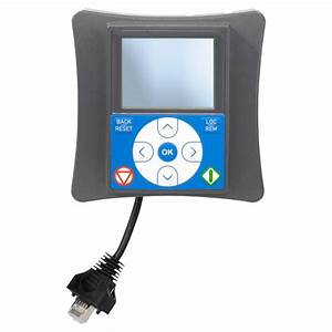 Keypad For Vacon 100x Series Inverters Handheld Or