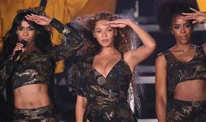 Beyonce reunites with Destiny's Child in surprise ...
