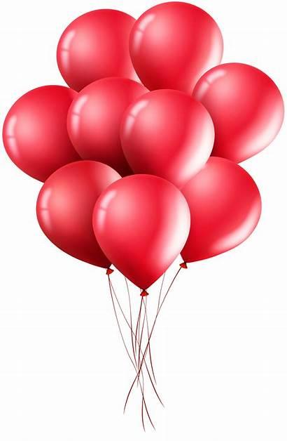 Balloons Clip Clipart Balloon Transparent Yopriceville Heart