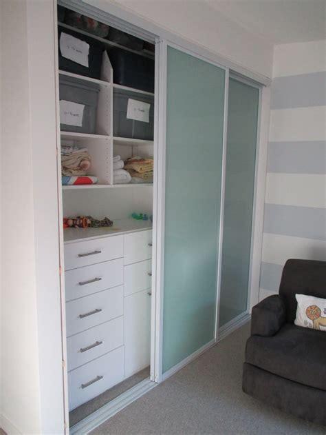 panelstracks aluminum frame sliding closet