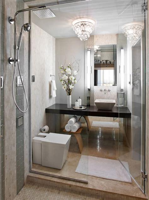stylish  functional small bathroom design ideas