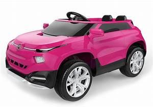 Voiture Enfant Fille : voiture lectrique fiat rose fcc4 2x15w 12v ~ Teatrodelosmanantiales.com Idées de Décoration