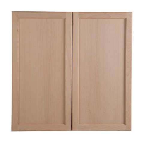 unfinished kitchen wall cabinets hton bay easthaven assembled 36x36x12 62 in wall 6631