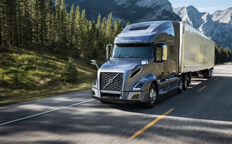 wallpapers volvo vnl   exterior front