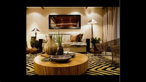 Home Decor Youtube : African Home Design Marvelous African Inspired Interior