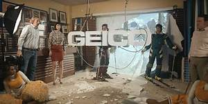 Gieco Customer Service Geico Ads Interrupt Other Geico Ads In The Brand S Latest