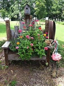 Love, My, Country, Planter, Made, From, Recycled, Telephone, Poles, With, Images