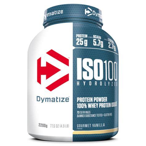 Dymatize Nutrition - ISO 100 - TRU·FIT