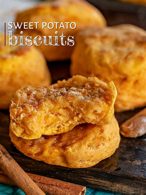 The BEST Sweet Potato Biscuits - Mom On Timeout