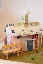 Haus Aus Geldscheinen : bildergebnis f r geldgeschenk hochzeit basteln einfach ~ Lizthompson.info Haus und Dekorationen