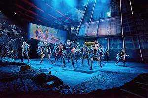 Intermission   Review: Bat Out of Hell the Musical