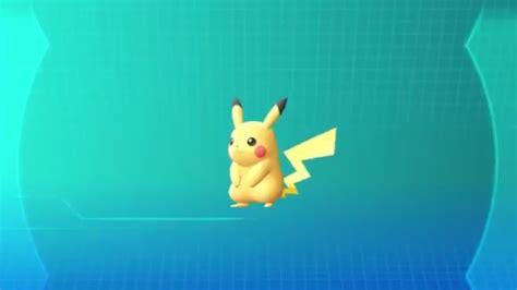 Check Out The Pokédex In Pokémon Let's Go Pikachu And
