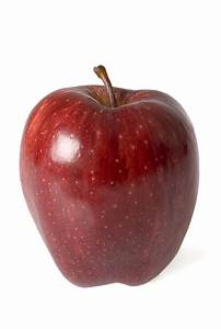 Red Delicious | Photo of glossy Red Delicious apple on ...