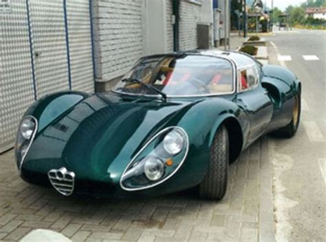 vintage alfa romeo 1968 alfa romeo 33 stradale and as with all alfas it