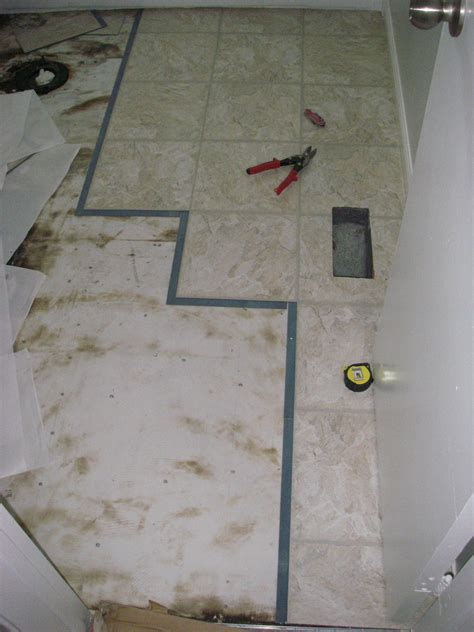 how much does it cost to replace vinyl tile install