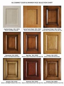 Stain Unfinished Cabinets Popular Kitchen Cabinet Stains