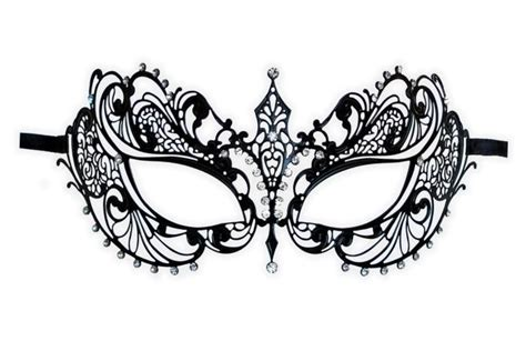 Masquerade Mask Template For Adults by Best Photos Of Masquerade Mask Template For Adults Black