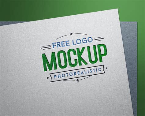 Including multiple different templates like embossed paper, logo foil, shop sign and leather embossing. Free Debossed Color Logo Design / Logotype Mockup PSD ...