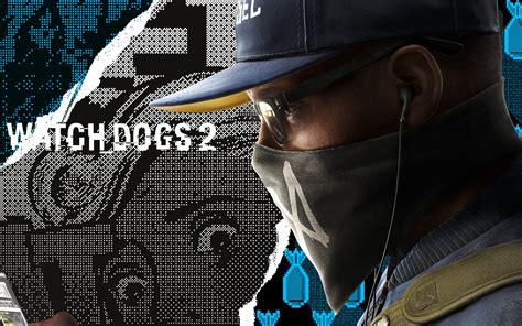 wallpaper hacker marcus  dogs  games