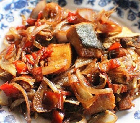 Bila fikir lauk asam pedas, biasanya dya akan terbayang ikan masak asam pedas. Resepi Ikan Kurau Masak Asam Pedas ~ Resep Masakan Khas