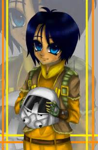 Bridger Ezra Star Wars Rebels