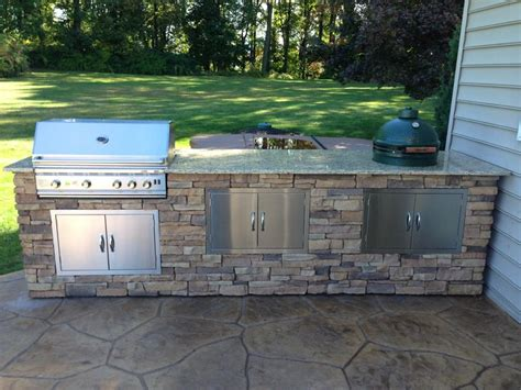 + Best Ideas About Bbq Island Kits On Pinterest