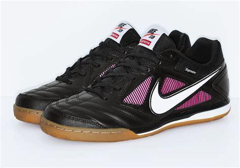 Supreme Nike SB Gato Release Date   SneakerNews.com