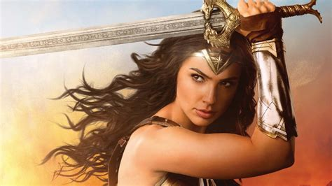 Best Wallpapers Ever Hd Cool Wonder Woman Sword Movie Gal Gadot 1920x1080 Check More At Http Uhdforge Com W Wallpaper