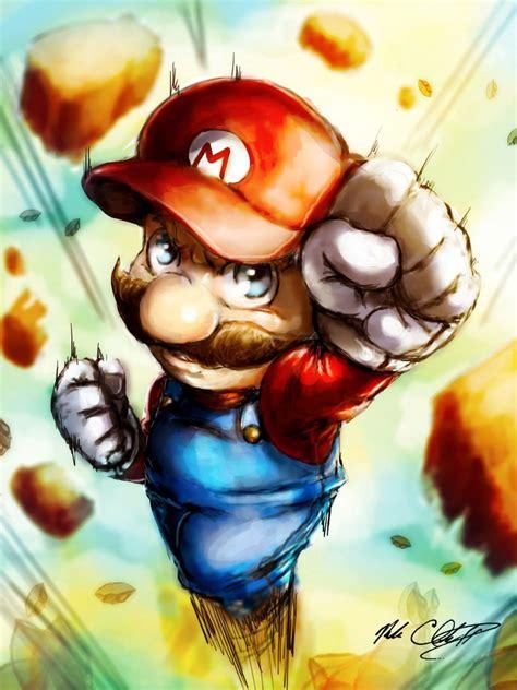 Mario Fan Art Super Mario Art Mario Fan Art Mario Bros