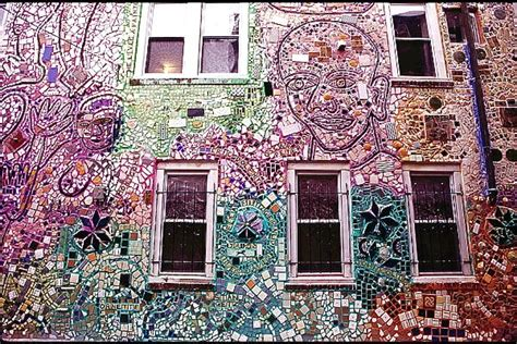 philadelphia s magic gardens mosaics infinitely curious