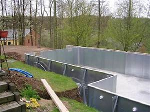 Piscine Inox Prix : travaux piscine en kit inox ~ Carolinahurricanesstore.com Idées de Décoration
