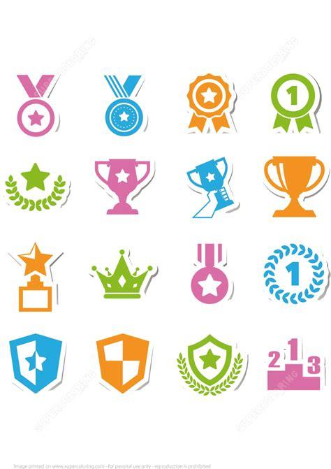 Printable Reward Stickers For Kids  Free Printable