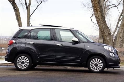 2014 Fiat 500l Easy by 2014 Fiat 500l Easy Fwd Sedan By Stu Wright Northern