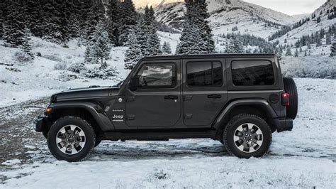 Jeep Wrangler 2020 by Jeep Wrangler In Hybrid Confirmed For 2020 Model Year
